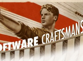Software Craftsmanship – is about changing the industry to focus on professionalism