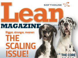 Lean Magazine #12 – the Scaling Issue