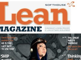 Lean Magazine #10 is launched