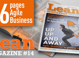 Lean Magazine #14 – Agile Business