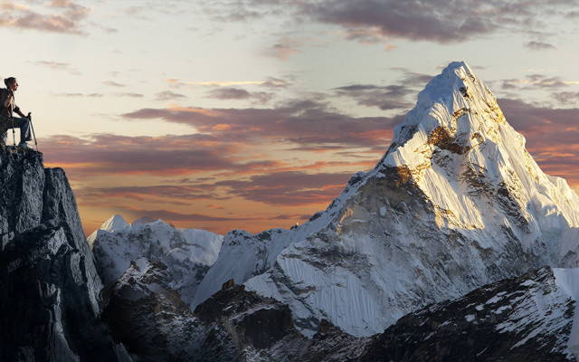 DevOps at large: Moving a mountain